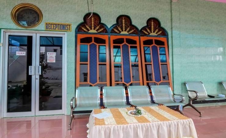 NIDA Rooms Alang Alang Lebar Palembang - Eksterior