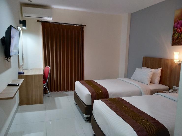 Kanasha Hotel Medan - Kamar Premier Twin