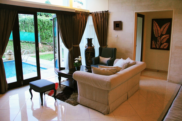 The Hill Residences Balikpapan - Living room