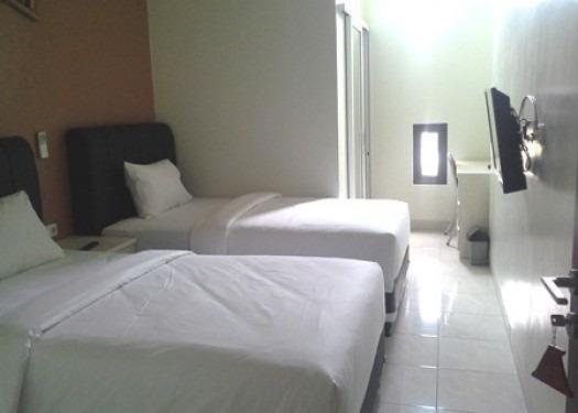 Smart Room Near Pasteur Bandung - Bedroom
