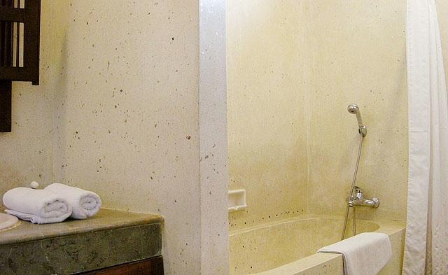 Bali Segara Hotel Bali - Bathtub - Deluxe Room