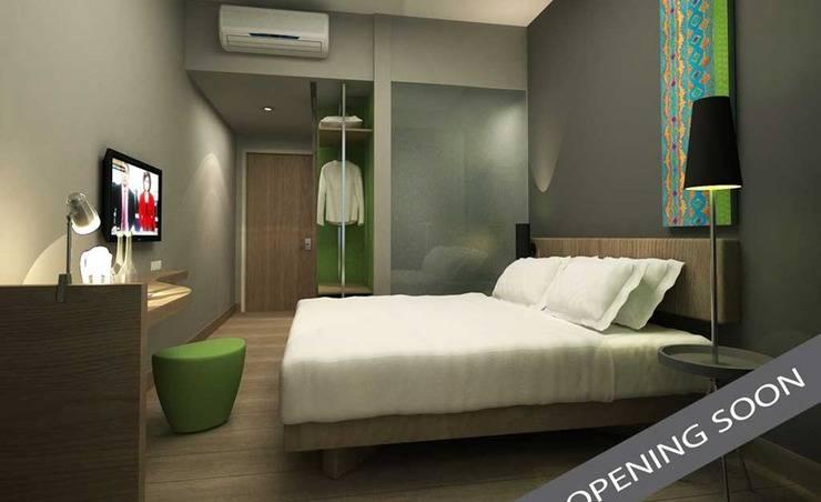 Whiz Prime Hotel Ahmad Yani Lampung - Kamar tamu