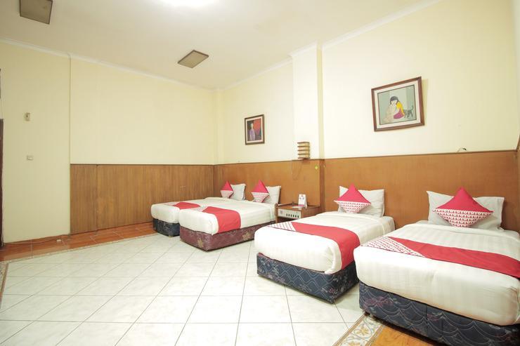 OYO 228 Hotel Lodaya Bandung - BEDROOM