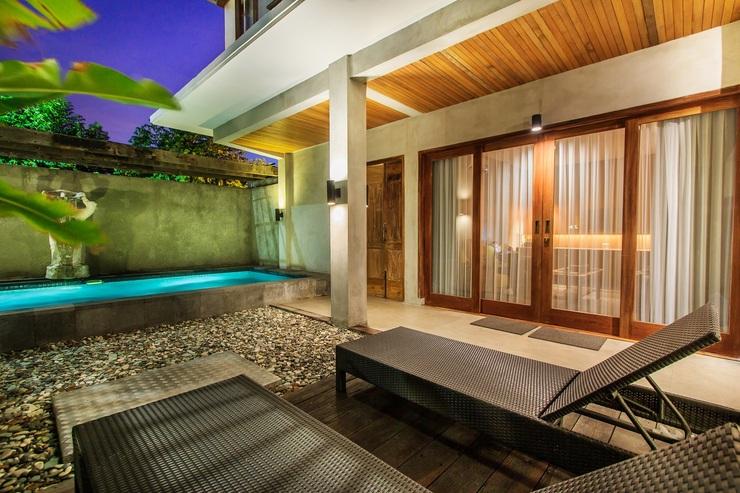 Kuta Legian Villa Bali - View