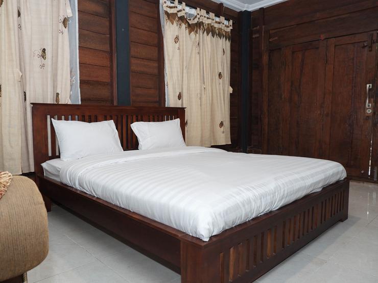 Kebon Krapyak Cottage Yogyakarta - Bedroom