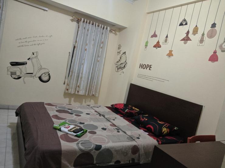 Apart Margonda Residance 2 Depok - Bedroom
