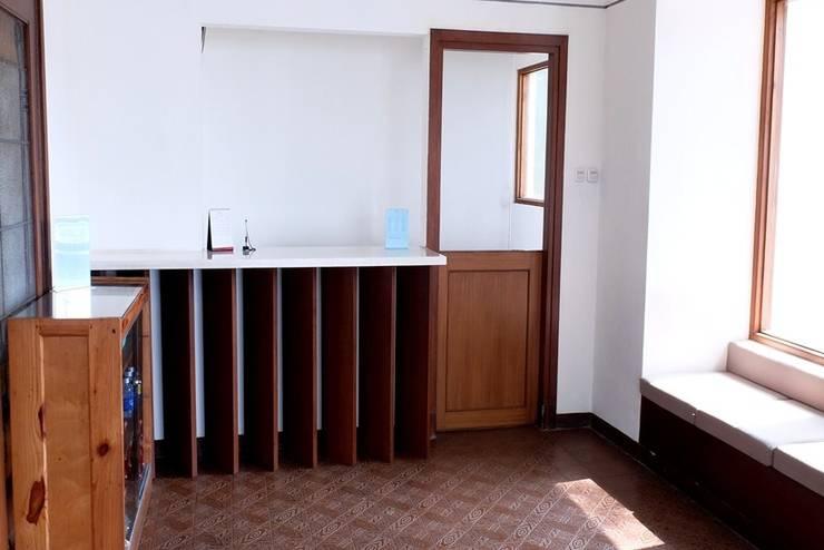 Frances Hotel Bandung - Lobi