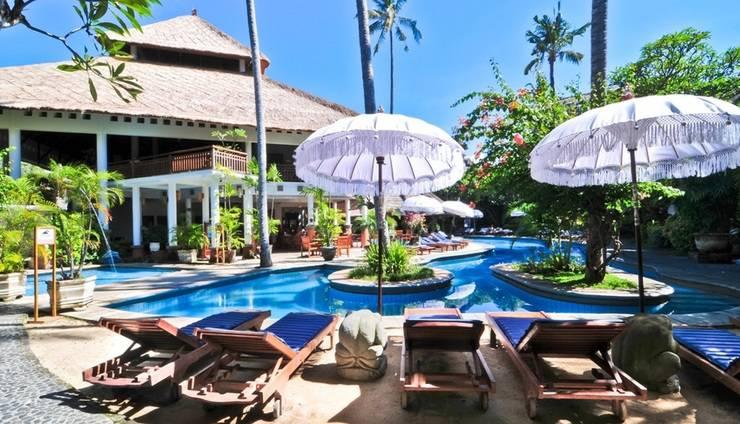 Sativa Sanur Cottages Hotel Bali - Kolam Renang