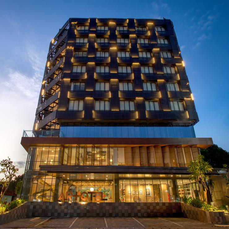 Artotel Yogyakarta Yogyakarta - Hotel Exterior