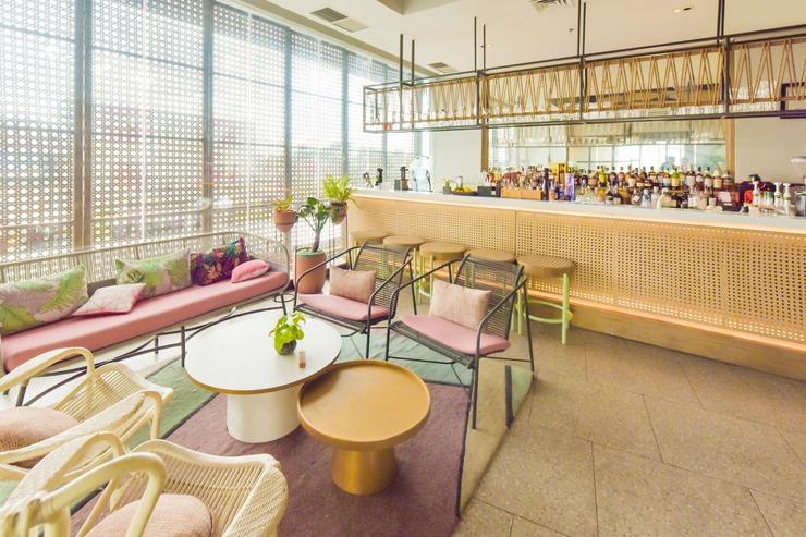 Artotel Yogyakarta Yogyakarta - Lounge/Cafe