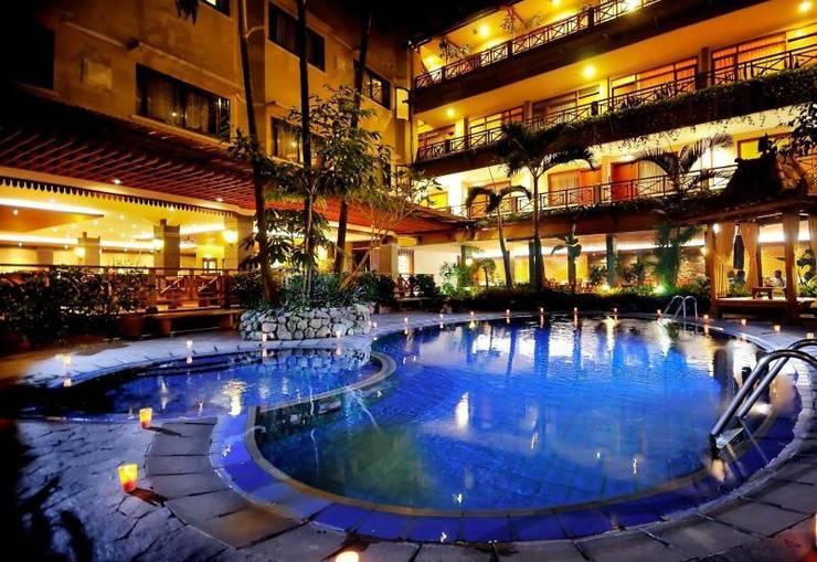 Sukajadi Hotel Bandung - Swimming Pool