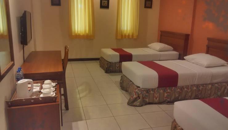 Sukajadi Hotel Bandung - Standar Triple