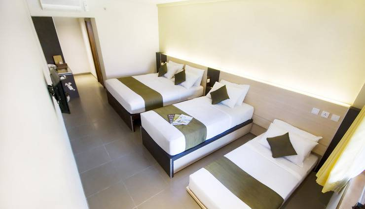 Sukajadi Hotel Bandung - Kamar Eksekutif Quarto