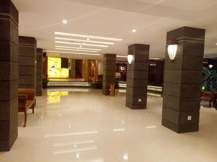 Sukajadi Hotel Bandung - Lobby