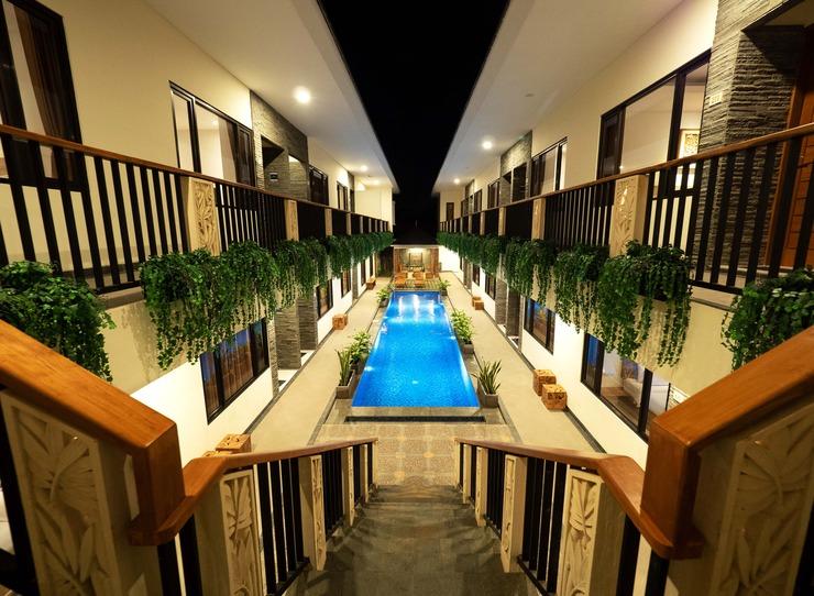 Metta Agara Bali - tampilan villa