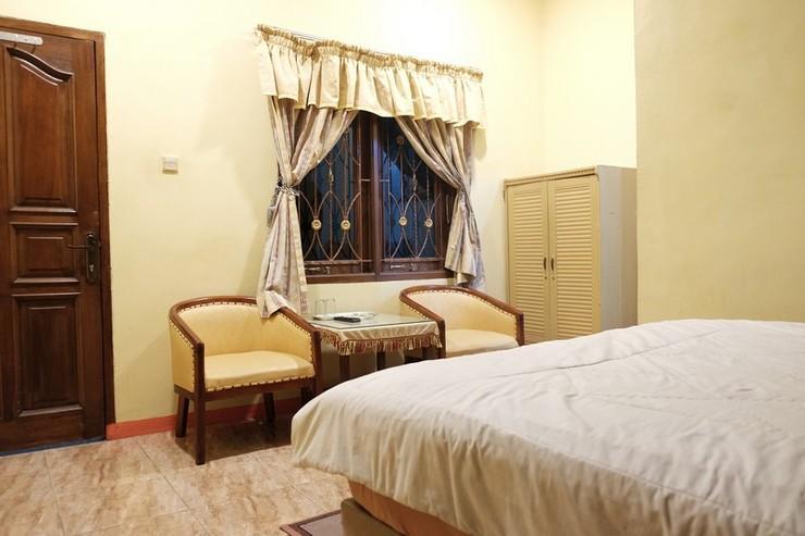 Hotel Andalus Bogor - Kamar Tamu