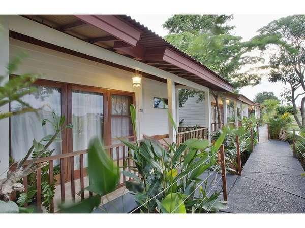 The Studio Bali - Budget Villa Front View