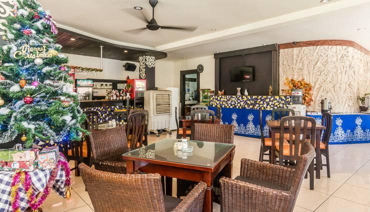 ZenRooms Kuta Square - Restoran