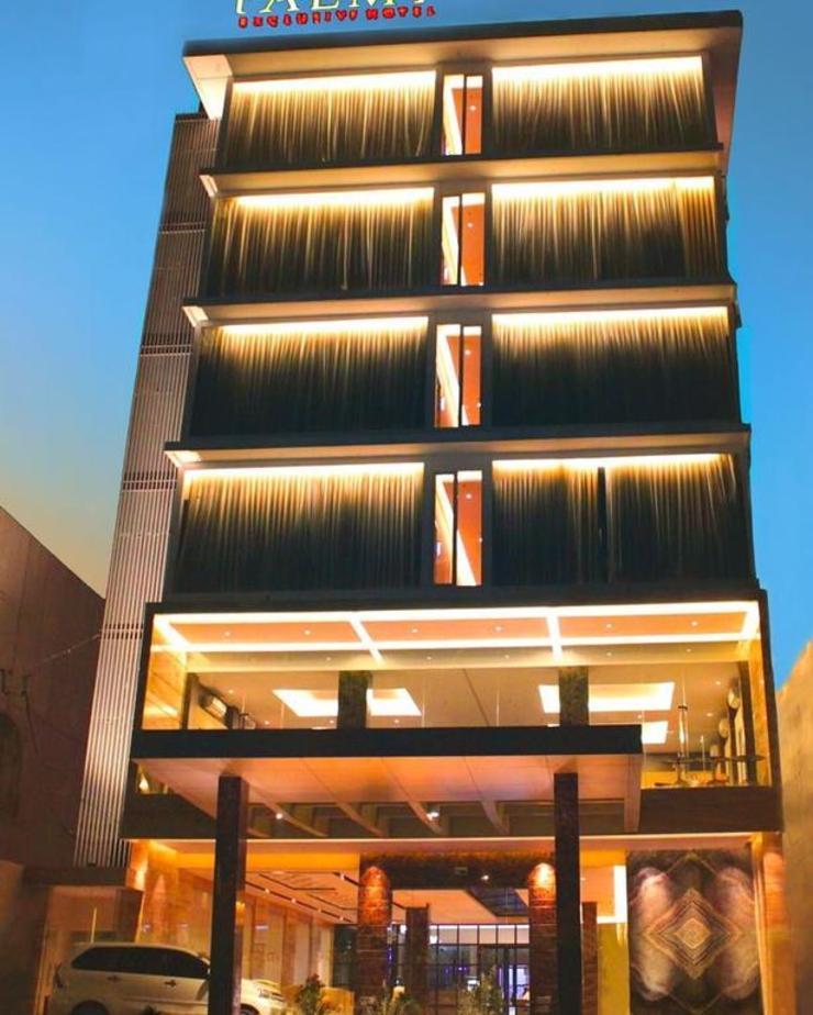 Palmy Exclusive Hotel Berau - Facade