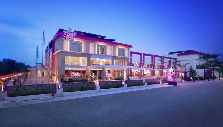 Fame Hotel Batam Batam - Hotel Appearance
