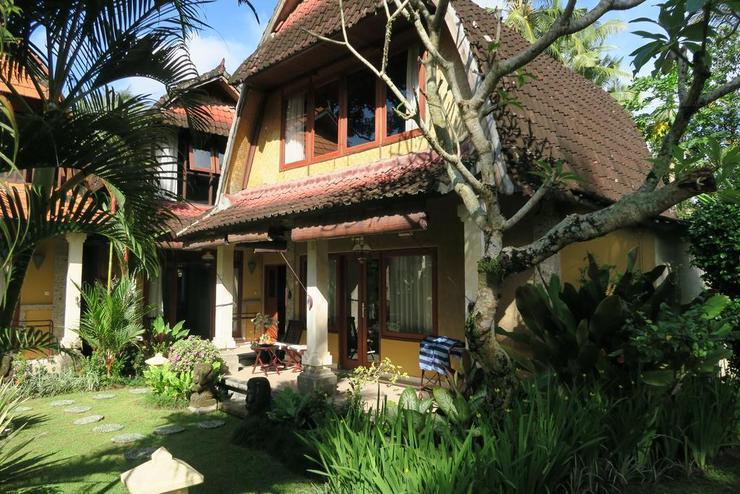 Villa Jineng Ubud Bali - exterior