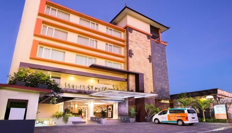 Siesta Legian Hotel Bali - Exterior