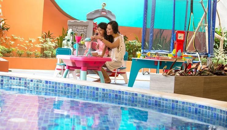 Siesta Legian Hotel Bali - Kids Corner