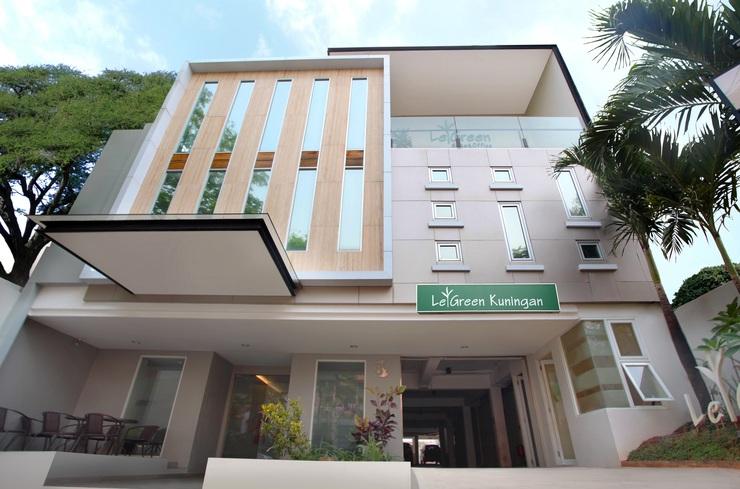 LeGreen Suite Kuningan - EXTERIOR