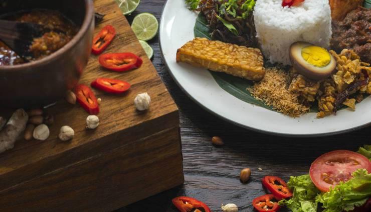 Hotel 88 Kedungsari ( Kedungdoro ) Surabaya - Makanan
