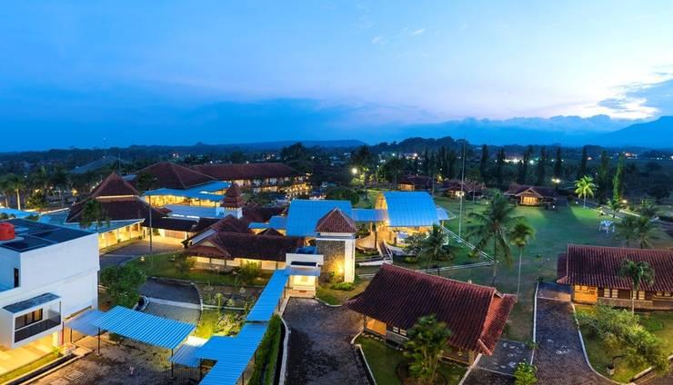 Hotel Tirta Sanita Kuningan - pemandangan