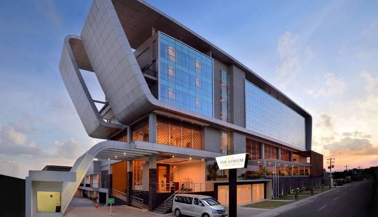 Alamat The Atrium Hotel and Resort Yogyakarta - Jogja