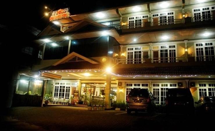 Mirah Sartika Hotel Bogor - Eksterior