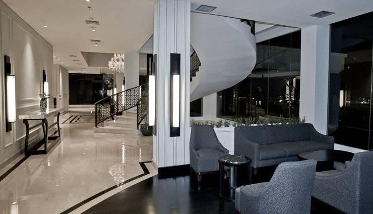 Samala Hotel Jakarta, Cengkareng Jakarta - lobi koridor