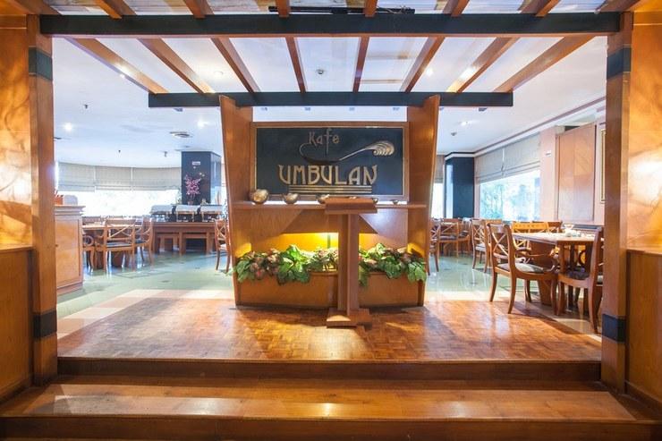 Weta International Hotel Surabaya - Restaurant