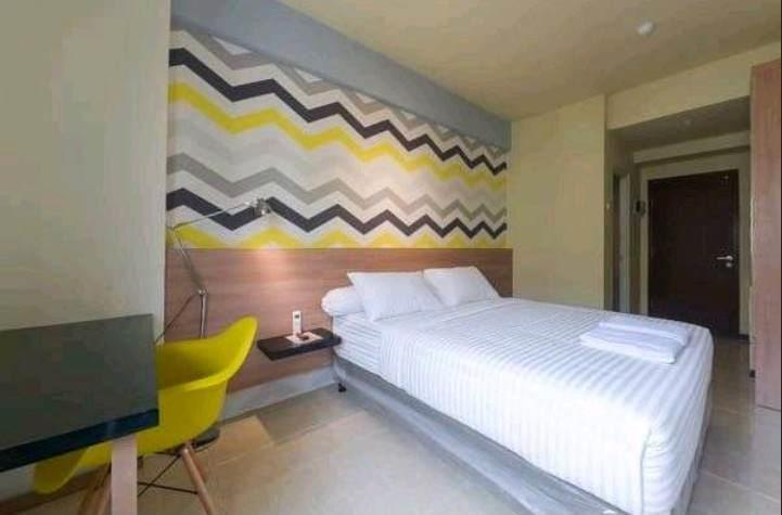The Suites Metro Apartment By Nina King Property  Bandung - Guest room