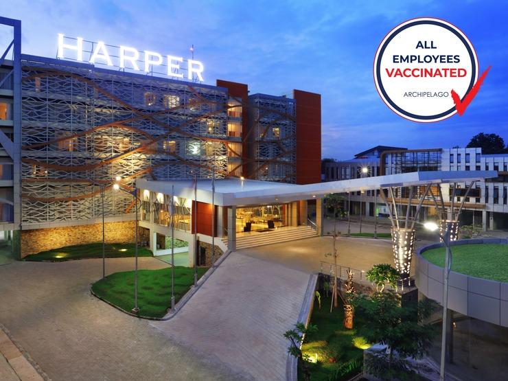 Harper Perintis Makassar by ASTON Makassar - Hotel Vaccinated