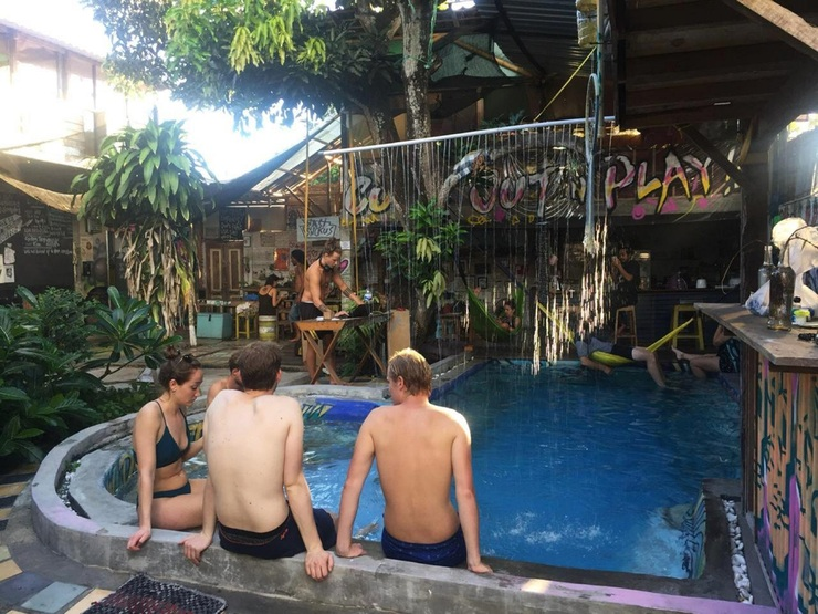 YezYezYez All Good Hostel Yogyakarta - kegiatan