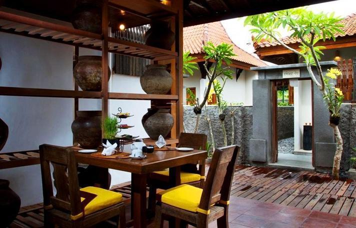 Alam Bidadari  Seminyak - Restaurant