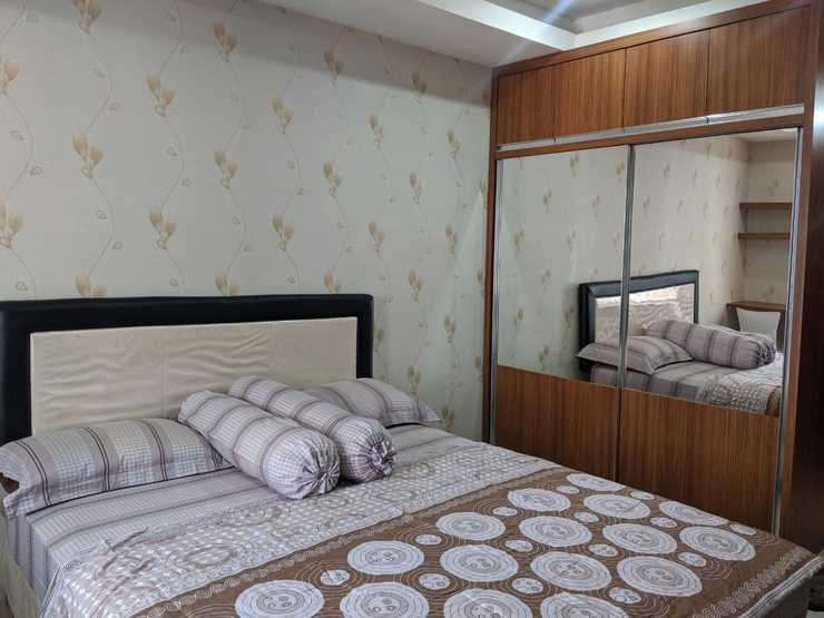 Pinewood Apartment by Vial Sumedang - Bedroom