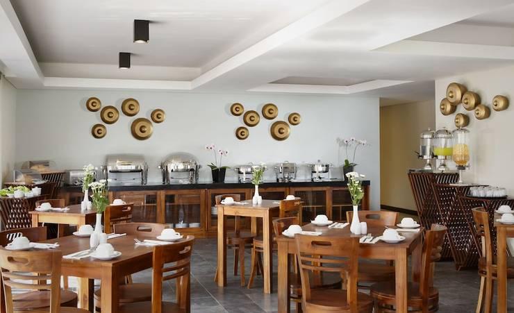 Rofa Kuta Hotel Legian - Breakfast Area