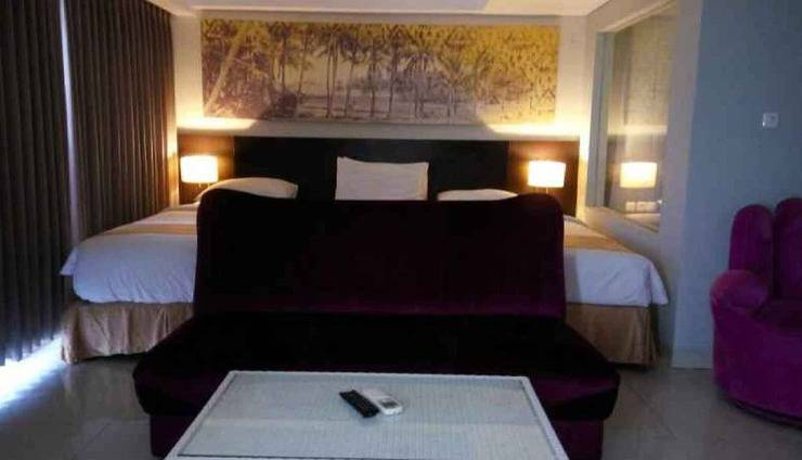 Hardys Rofa Hotel Legian - Rooms