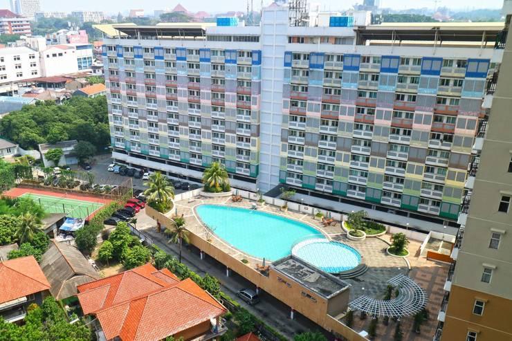 Star Apartment Margonda Residence 2 Depok - Public Area