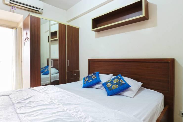 Star Apartment Margonda Residence 2 Depok - Bedroom