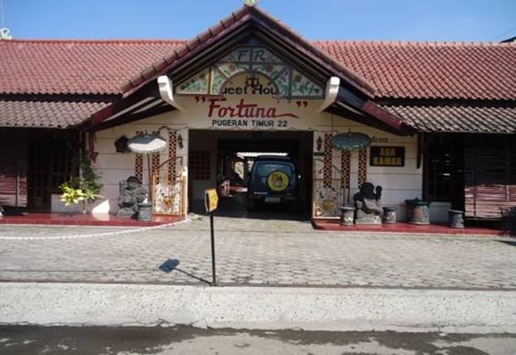 Fortuna Jogja Guest House Yogyakarta - Exterior