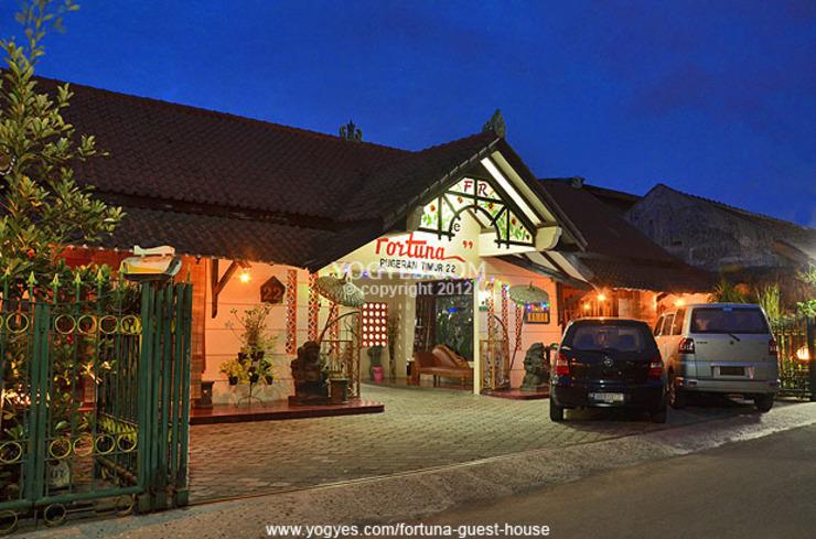 Fortuna Jogja Guest House Yogyakarta - s