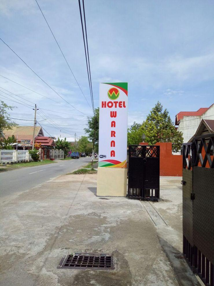 Hotel Warna Palopo Palopo - Exterior
