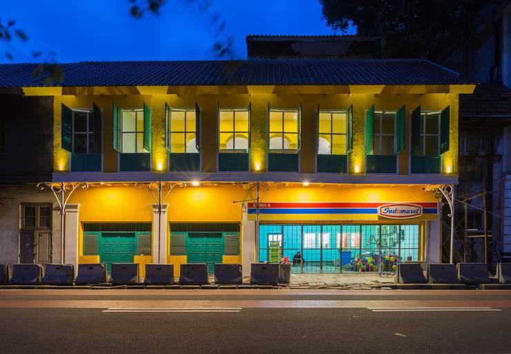 Wonderloft Hostel Jakarta - Exterior