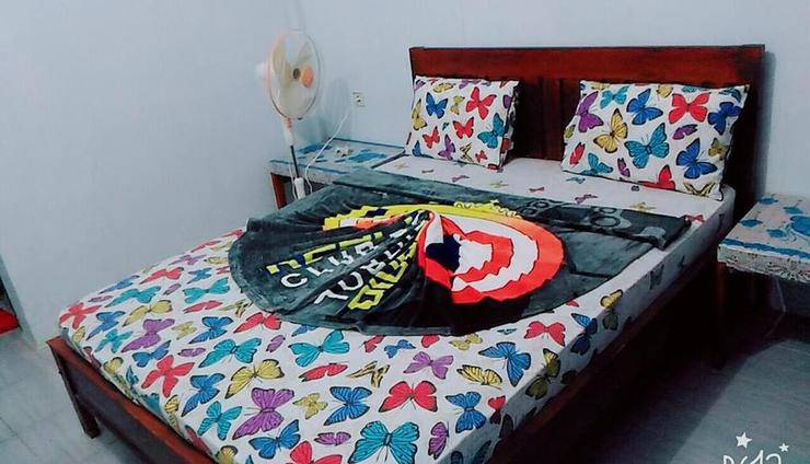 Dayak Homestay Lombok - Guest room