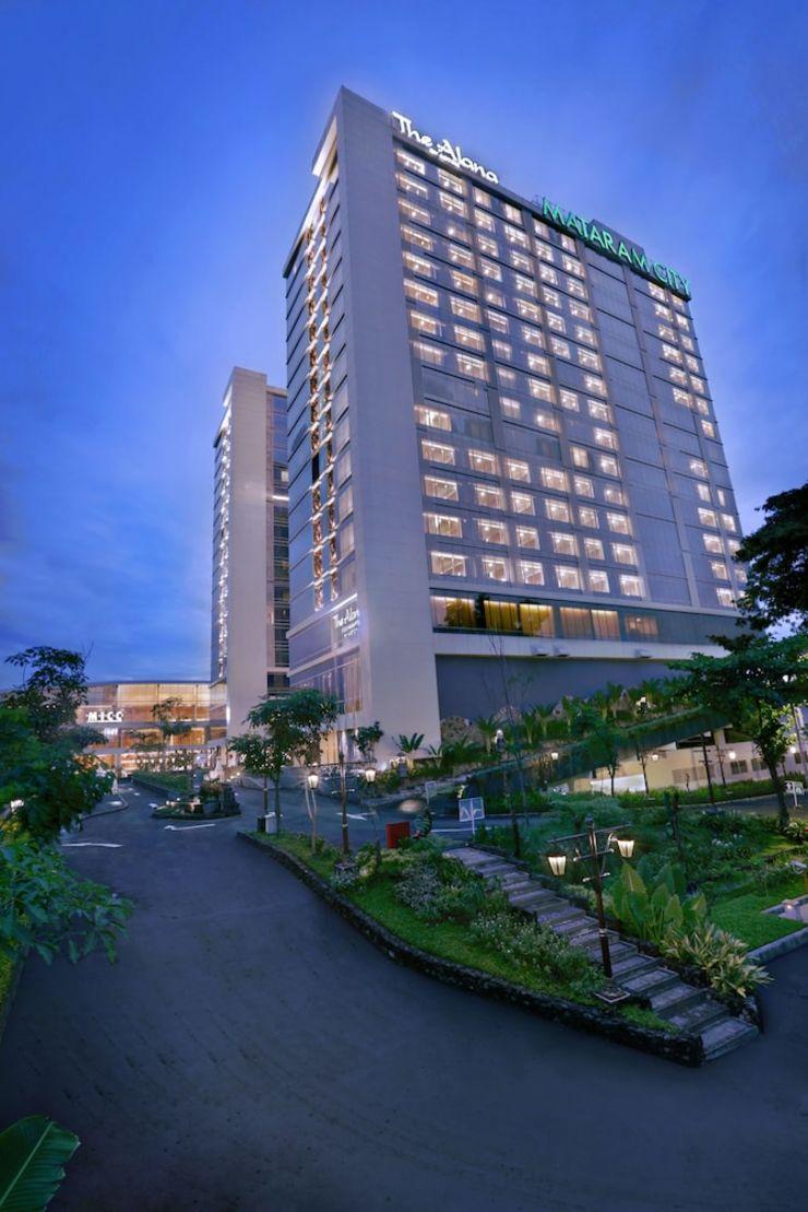 The Alana Yogyakarta Hotel Yogyakarta - Aerial View
