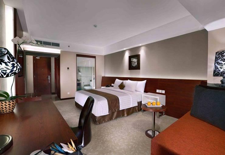 The Alana Yogyakarta Hotel Yogyakarta - Kamar tamu